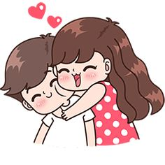 This love for you, send your love to your couple. It's so cute >. Love Cartoon Couple, Chibi Couple, Cute Love Cartoons, Cartoon Pics, Girl Cartoon, Cute Cartoon, Cute Love Pictures, Cute Love Gif, Cute Couple Drawings