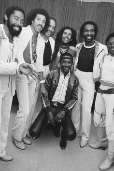 Bob Marley with the Commodores, uncredited