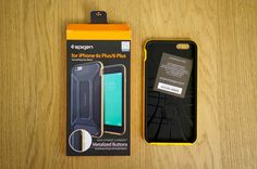 The nice guys over at Spigen sent me a Neo Hybrid Carbon case for iPhone 6S Plus to review, here's what I thought.