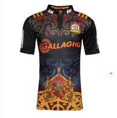 In 2016 New Zealand Chiefs Rugby Jersey S - XXXL