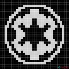 Republic symbol - Star Wars free chart by ahooka