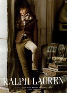 Ralph Lauren Kids Ad Campaign Fall/Winter 2010