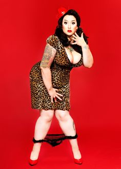 Plus Size Pin-Up