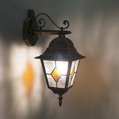 Wall Lamp Antigua Bronze