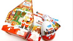 Kinder Mini Mix -Christmas Edition from Germany