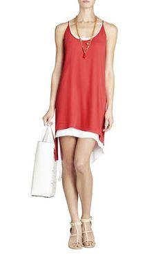Bcbg riley long dress
