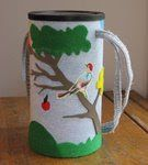 nature collecting can to take on hikes