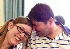 We love this photograph of Rachel (#Lifestyle Team at #Riversway #NursingHome #Bristol) and Robert x