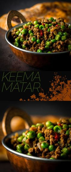 Keema matar is a classic Bangladeshi/Pakistani curry featuring lamb or mutton and peas in a delightfully simple spicy fragrant gravy. #curry #indian #indianfood #Índianrecipes #food #recipe #recipeoftheday #lamb #spicy #spicyrecipe