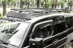 街乗りを考慮してラージSUVから、個性派コンパクトSUVに乗り換え。(HONDA/'03 ELEMENT) | アウトドアファッションのGO OUT