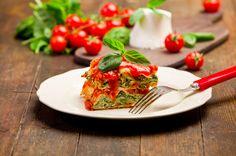 Ricotta & Spinach Lasagne