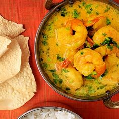 Prawn and Coconut Curry. Tripe tested dish: Prawn and Coconut Curry. Curry Recipes, Veggie Recipes, Seafood Recipes, Indian Food Recipes, Cooking Recipes, Healthy Recipes, Tripe Recipes, Fish Recipes, Prawn Coconut Curry
