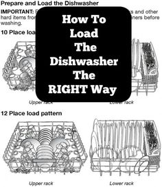how-to-load-the-dishwasher-the-right-way