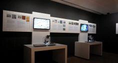 own work: exhibition design for the exhibition Van Gogh at Work 2013, Van Gogh Museum Amsterdam www.piecemontee.be