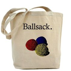 ballsack by zoe.moravec    #this made me think of my mom.