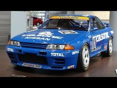 Nissan Skyline R32 GT-R #12 CALSONIC 1990 at Nissan Global Headquarters Gallery