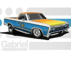 Win a 1967 El Camino Car with Performance Upgrades worth $25,000