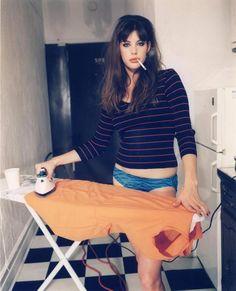 Liv Tyler photographed by Bettina Rheims