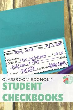 A unique classroom management idea for upper elementary students. You can manage your students' behavior through a classroom economy that is perfect for older elementary students grade students). Upper elementary students will love wri Classroom Incentives, Classroom Economy, Behavior Incentives, Fun Classroom Activities, Classroom Management Strategies, Math Classroom, Classroom Ideas, Future Classroom, Classroom Money
