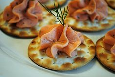 ... Canapes on Pinterest | Smoked salmon mousse, Smoked salmon and Mousse