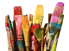How to Clean Oil Paint Brushes. Even though oil paints dry at a slower rate than other varieties, they can still warp the shape of your brush and clog between the bristles if not dealt with right away. Artist Quotes, Creativity Quotes, Artist Life, Art Club, Art Studios, Love Art, Art Projects, Art Drawings, Illustration