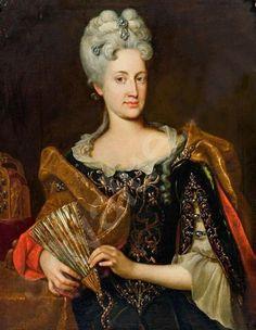 Madame de Pompadour (Elisabeth Christine, Holy Roman Empress by Franz...)