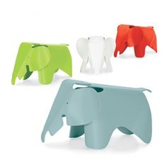 Eames Elephants, Eames Elephant Chair & Vitra Chairs | YLiving