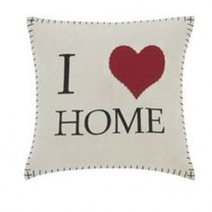 Loving this cute pillow!