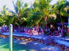Square Grouper Tiki Bar - Jupiter, FL