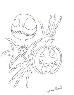 Image detail for -Jack the Pumpkin King template by ~animejunkie106 on deviantART