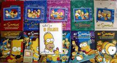 Verita's Sound And Vision: Coleção Os Simpsons 10 Temporadas em DVD + Filme