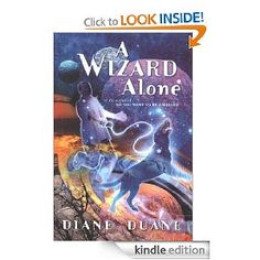 Loved this book, and the whole So You Want to Be a Wizard series by Diane Duane