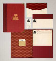 graphic design / branding / letterhead / literature suite