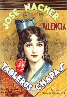anuncio retro Spain