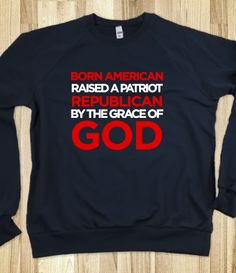 Republican by the Grace of God ✝  #Republicangirlprobz #skreened