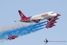 The yearly Malta International Airshow at Luqa airport, once again proved to be one of the most interesting events in southern Europe. Held at Malta International Airport in the weekend of Sept. 27...