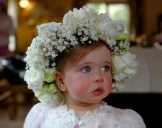 Daminha flowergirl