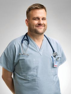Stephen Wallem in Nurse Jackie