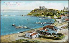 Τουρκολίμανο. Old Photos, Vintage Photos, Old City, Ancient Egypt, East Coast, Athens, Greece, Past, Explore