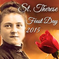 St. Therese Daily Inspiration: Practice charity