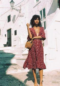 Dresses for Women - Spring Dresses Fashion Mode, Fashion Outfits, Europe Fashion, Spring Summer Fashion, Spring Outfits, Paris Mode, Mode Hijab, Parisian Style, Mode Inspiration