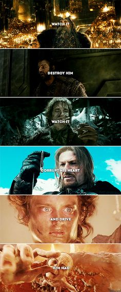 """""""I am almost tempted to let you take it."""" #lotr #thehobbit"""