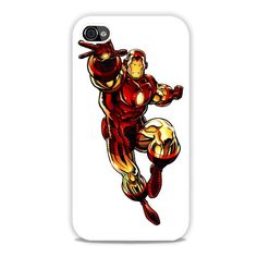 Iron Man Armor Suits iPhone 4, 4s Case