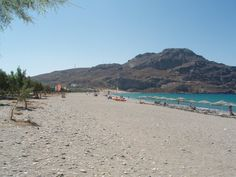 Plakias beach is located in homonym settlement almost 40 km to the south of Rethymno in Rethymno prefecture. https://greece.terrabook.com/rethymno/page/plakias-beach #Greece #Crete #Rethymno #terrabook #GreekIslands #TravelTips #Travel #GreeceTravel #Travelling #Traveling #GreekPhotos #Holiday #Summer #Vacation
