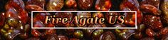 Your online source for information on Fire Agate Gemstones. We specialize in fire agate gems, fire agate rough, fire agate jewelry and fire agate mineral specimens. Please visit our website at www. Agate Jewelry, Agates, Agate Gemstone, Minerals, Fire, Gemstones, Website, Collection, Gems
