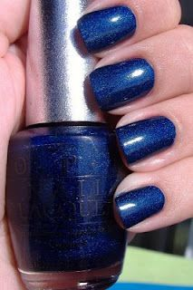 OPI DS Fantasy (in the Sun) I have that on my toes now, <3