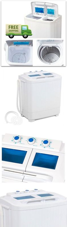 Washing Machines 71256: Washer And Dryer All In One Combo Compact Portable  Machine Rv Apartment