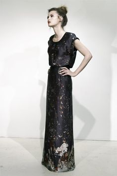 Ugh. Stop it. I would not mind getting married in this Erdem dress.