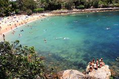 Shelly Beach Manly is probably the most commonly known of the Sydney secret beaches, not exactly a secret but a beautiful beach to come and visit none the less #Beaches