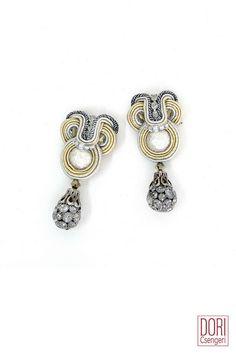 small earrings : Calista Drop Earrings